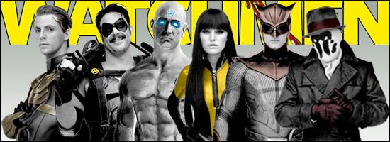 Watchmen by Krysalid