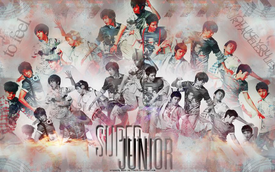 super junior wallpaper part 2