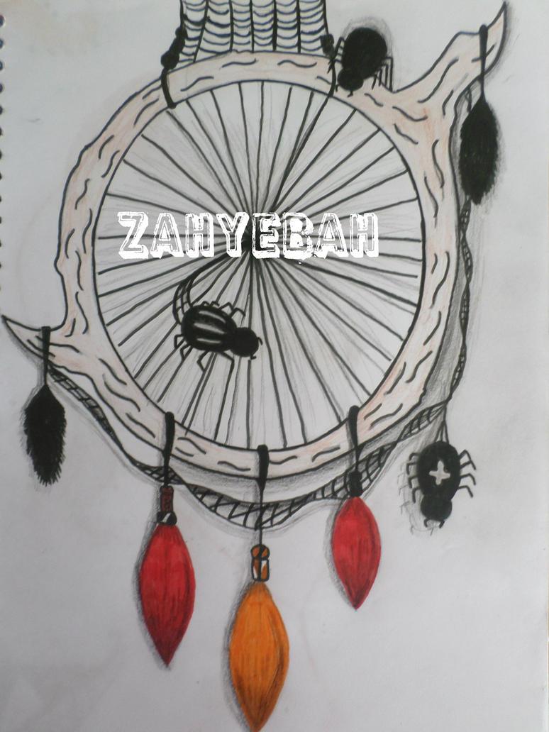 Dreamcatcher by Zahyebah