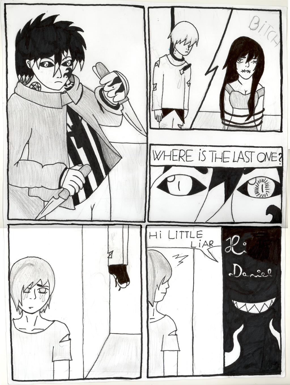 Mitternacht page 1 by Zahyebah