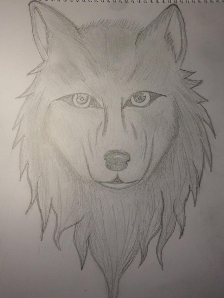 Wolf by Zahyebah