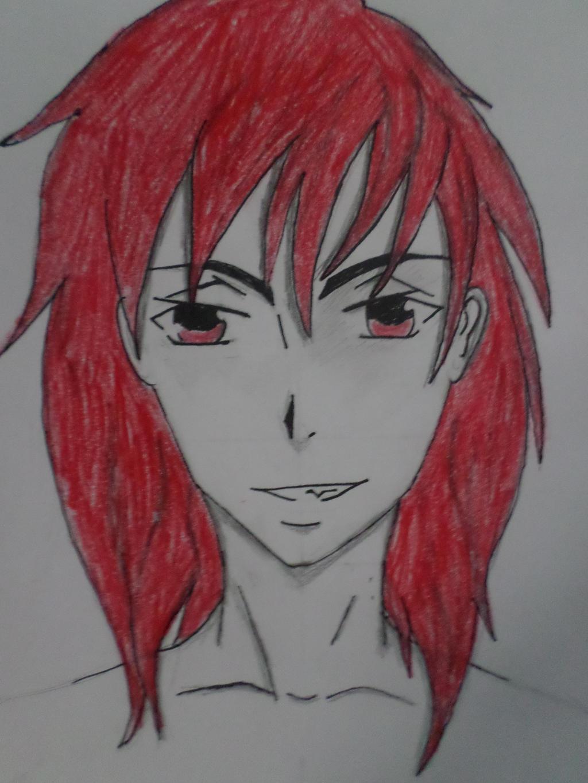 Alex Red by Zahyebah