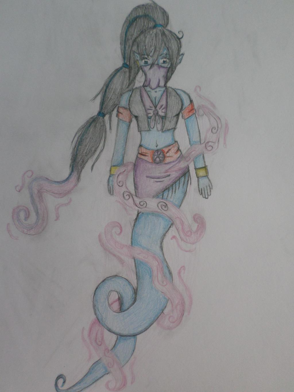 Princess Anahi by Zahyebah