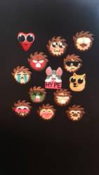 Brotatoe Emoticon Set