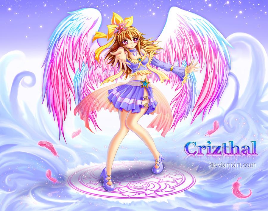 Iris Lv.3 by Crizthal