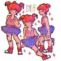Lyla's Character Sheet
