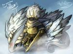 Dark Souls - Nameless King