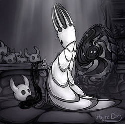 Hollow Knight: The Pale King