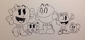 Ink. 2, 2016: Waka-Waka-Waka! by SuperPlayerRyan
