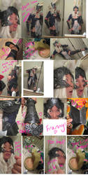 Fran loves Madonna by Havenaims
