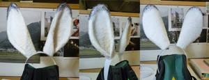 Moogle ears from FFXII