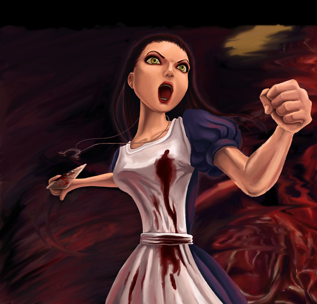 Alice: madness returns by tydyshpysh