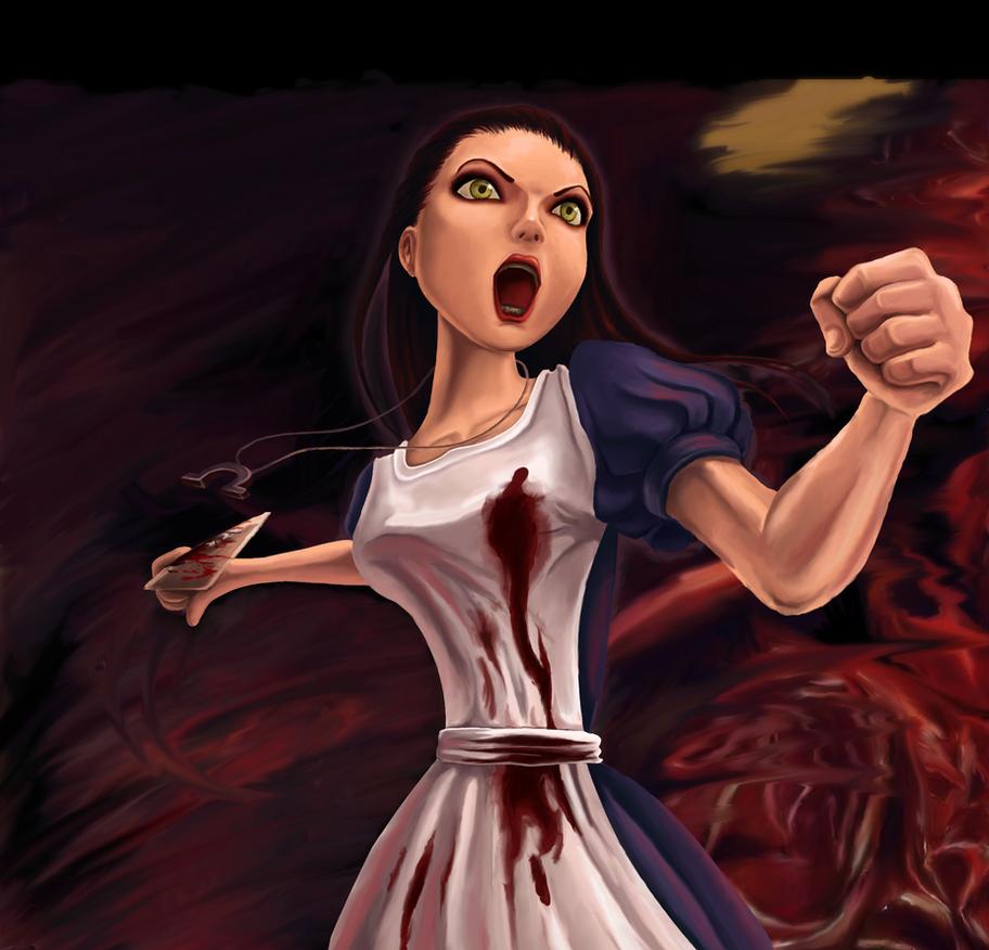 Alice: madness returns by tydyshpysh
