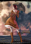 Alice madness returns steampunk