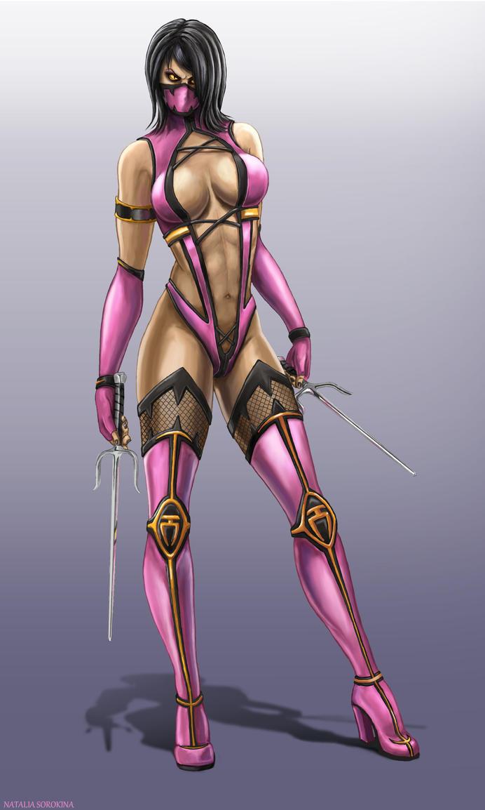 Mileena. Mortal Kombat 9 by tydyshpysh on DeviantArt