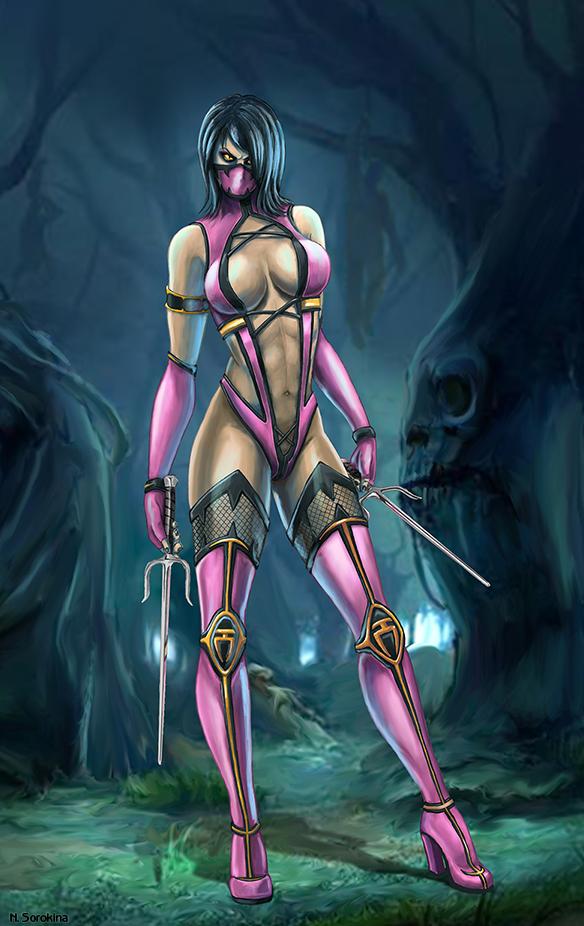 Mileena. Mortal Kombat 9 v.2 by tydyshpysh on DeviantArt