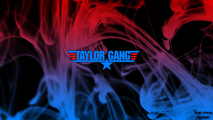 taylor gang logo wallpaper