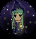 Fireflies by Mikasa666