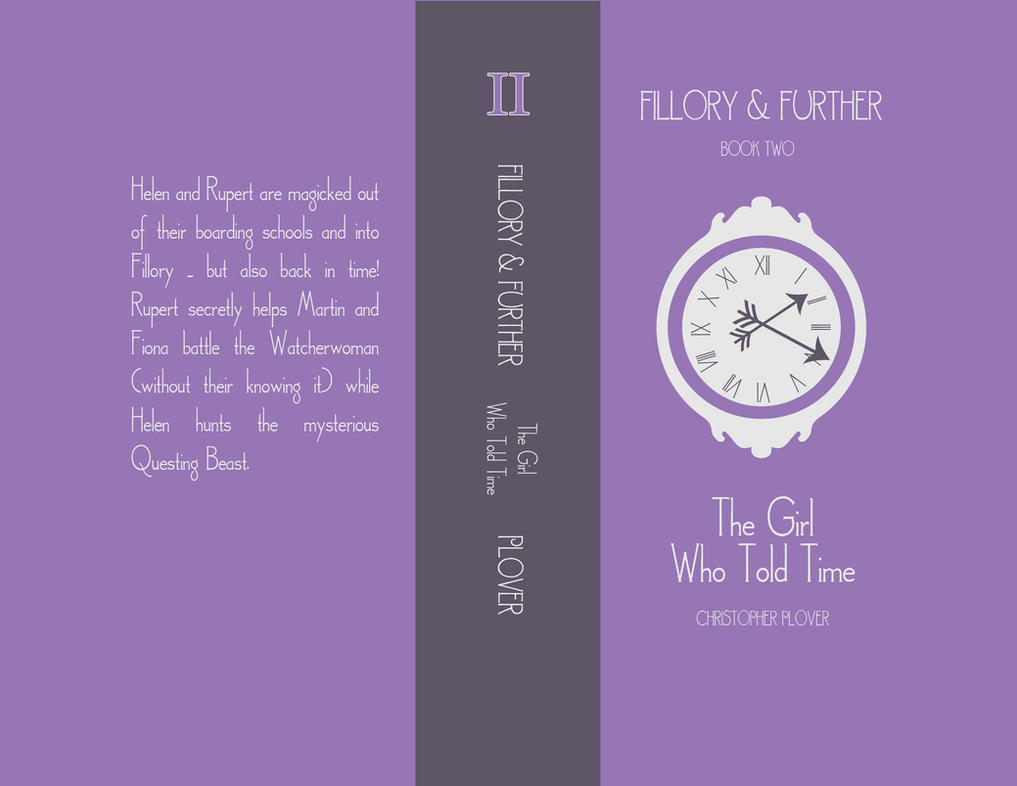 Fillory and Further: The Girl Who Told Time by Ificial-Art