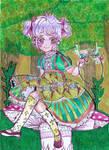 Little Deer Lady by cuteeekgish