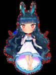 bunny girl for UnderworldPP by rosheruuu