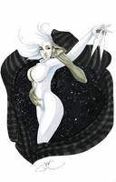 Cloak and Dagger Commission by JenBroomall