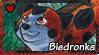 Chakra B.O.T : Biedronka stamp by Zeldienne