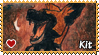 Africa : Kit stamp by Zeldienne