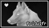 Asmundr : Fridulfr stamp by Zeldienne