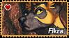 Africa : Fikra stamp (2) by Zeldienne