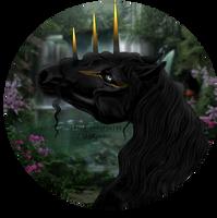 My Shadowed Beginning - YCH by vethysnia