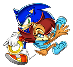 Sonic and Sally Adventure