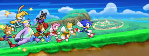 Archie Sonic Runners!