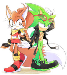 COMM: Scourge and Tori