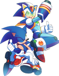 Sonic and Megaman X