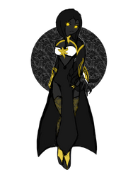 Empress Svenja Faein by Final-Resident