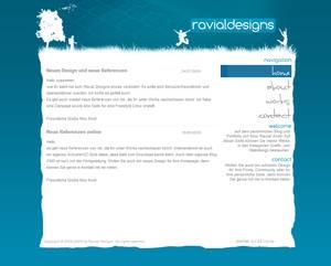 Ravial Designs - Pers. Blog v2