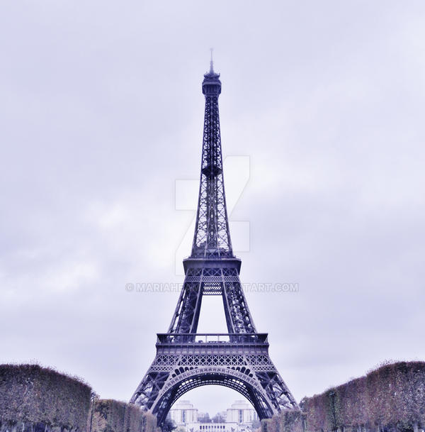 La Tour Eiffel by MariahEAM