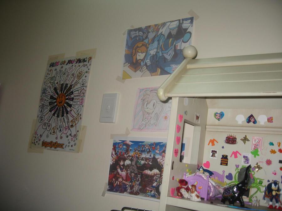 Sonicu0027s Bedroom By Angelchibivocaloid ...