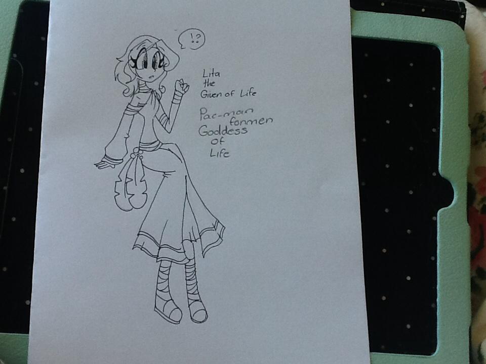 Lita again by angelchibivocaloid