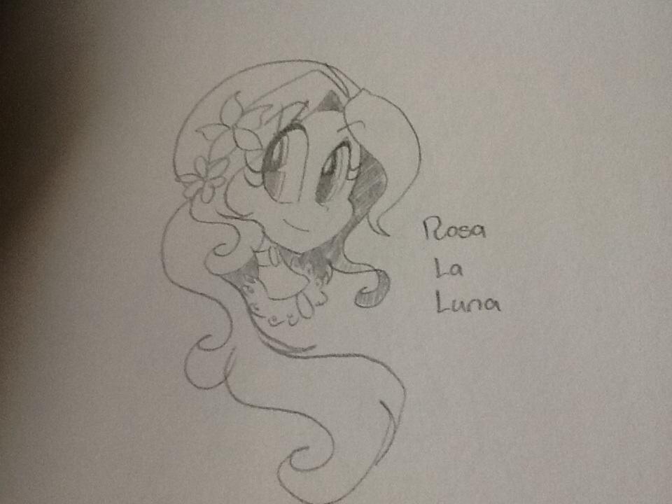 Rosa la Luna by angelchibivocaloid