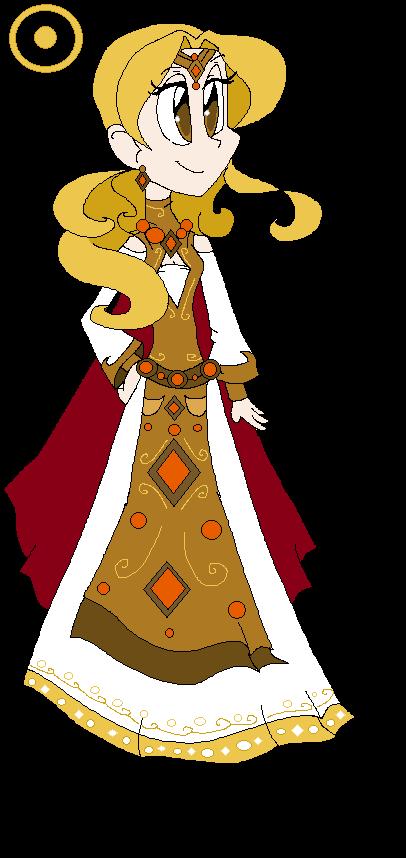 Queen Sol by angelchibivocaloid