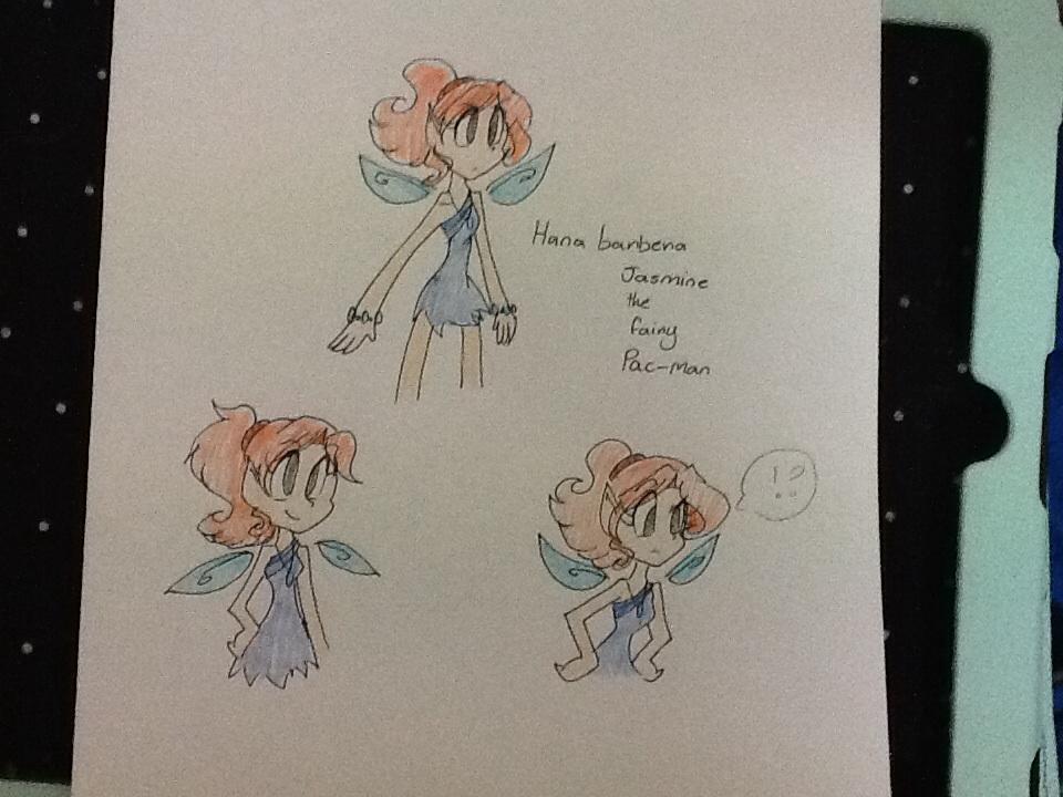 Classic Jasmine the Fairy by angelchibivocaloid