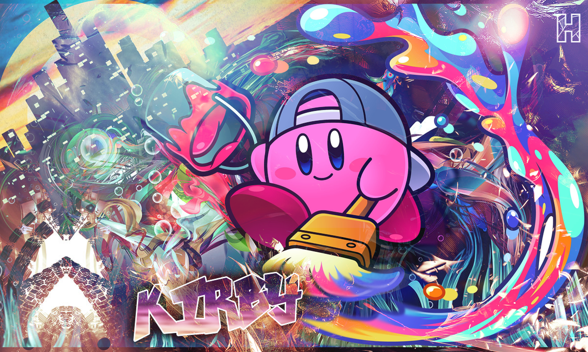 Wallpaper painter kirby v1 by halethey on deviantart wallpaper painter kirby v1 by halethey voltagebd Gallery