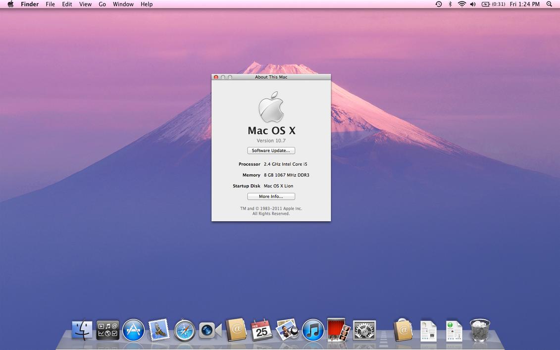 Wincustomize explore screenshots mac os x lion 5 1920x1080