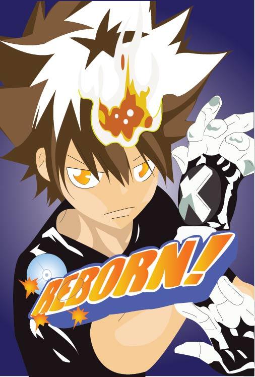 hitman reborn tsuna awakens