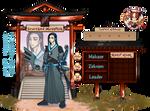 Pokimono Leader - Makaze