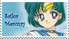 Sailor Mercury Stamp by Dinosaur-Ryuzako