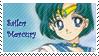 Sailor Mercury Stamp by Dinosaur-Ryuzako