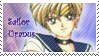 Sailor Uranus Stamp by Dinosaur-Ryuzako